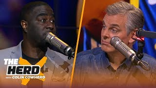 KD to the Knicks would be about 'comfortability', talks Lakers plans — Chris Haynes | NBA | THE HERD