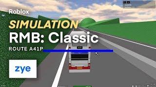 Roblox | RMB: Classic Route A41P