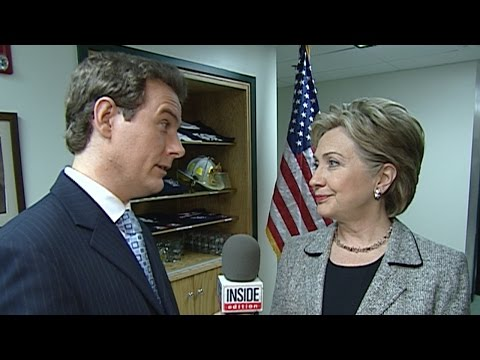 Hillary Clinton Interview - Inside Edition (2008)