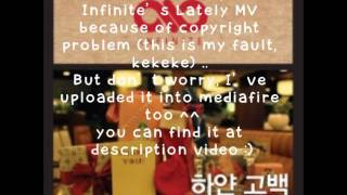 Video [DOWNLOAD LINK] Infinite's Lately - Indo Sub/Rom/Hangul download MP3, 3GP, MP4, WEBM, AVI, FLV Mei 2018