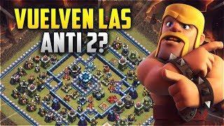 POR QUÉ VUELVEN LAS BASES ANTI 2 ESTRELLAS? | Nuevo Meta defensivo en Clash of Clans?