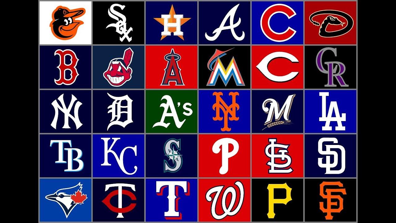 Names of all major league baseball teams - Names Of All Major League Baseball Teams 2