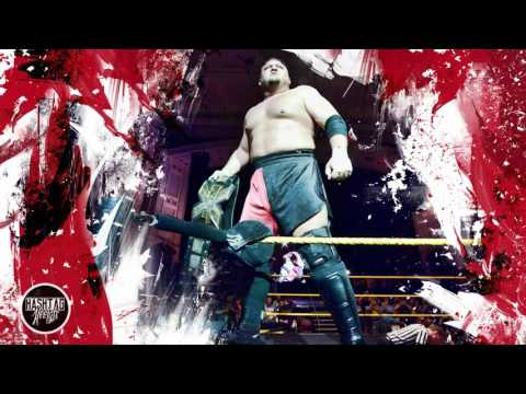 2016: Samoa Joe Unused/Custom WWE Theme Song -