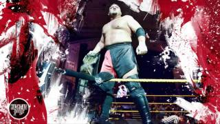 "2016: Samoa Joe Unused/Custom WWE Theme Song - ""Destroyer"" (Cover) + Download Link ᴴᴰ"