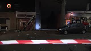 Geldautomaat opgeblazen in Bergen op Zoom, schade is groot