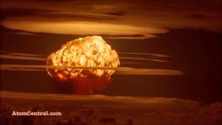 核実験の映像集
