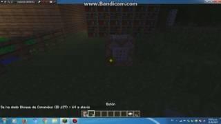 como hacer un bloque de comandos en minecraft 1.5.2