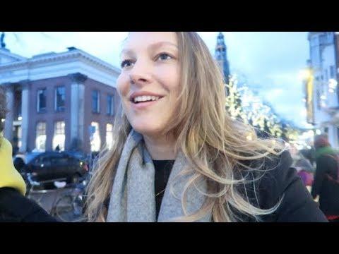 Vlog 124 Weekendje weg! Maastricht en Groningen | Aimée van der Pijl