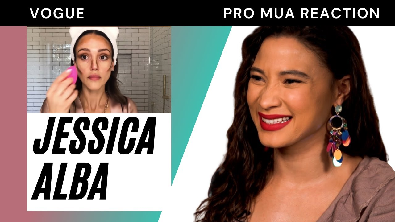 Download Jessica Alba Beauty Routine Honest Beauty | My Reaction and Thoughts #Makeup