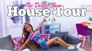 The Darbie Show:  Full Doll House Tour
