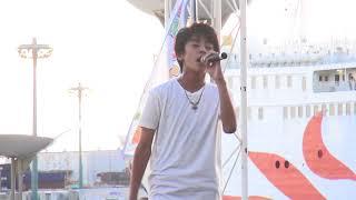 中村竜大「366日 (HY)」2017/08/13 CRYSTAL RAINBOW PARTY 4 海辺のステージ