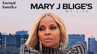Mary J Blige's My Life on Amazon Prime | Interview with the Director Vanessa Roth