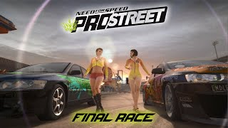 Need for Speed ProStreet - Final Race