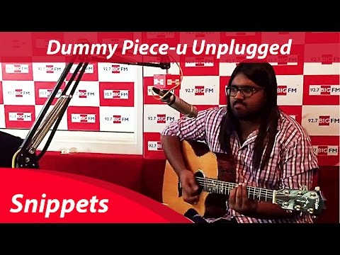 Dummy Piece-u Unplugged | Keba Jeremiah | Sathyaprakash | Orange Music
