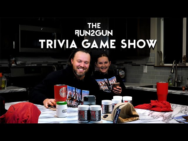#LiveBeyondAverage Podcast 121 || First Ever Run2Gun Trivia Game Show W/Amy Miller