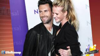 Adam Levine Splits From Supermodel Girlfriend Anne Vyalitsyna