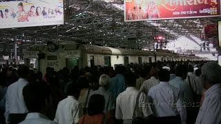One day in Mumbai