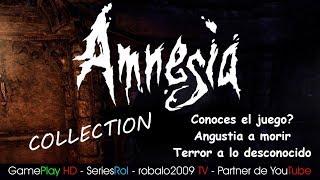 Amnesia Collection Gameplay | Comienzo | SeriesRol
