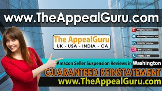 Amazon Seller Suspension Reviews in Washington - Amazon Account Suspended How to Get it Back