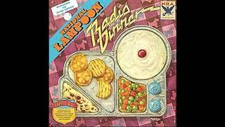 National Lampoon: Radio Dinner Full Album
