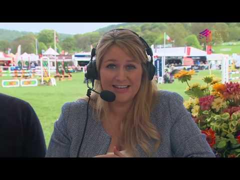 Live Dressage Leg 1 Chatsworth 2018 Event Rider Masters