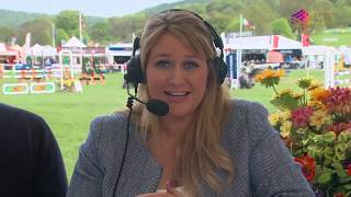 Live Dressage Leg 1 Chatsworth 2018 Event Rider Masters
