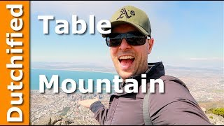 South Africa Cape Town Table Mountain Tips
