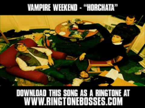 Vampire Weekend  Horchata  New  + Lyrics + Download