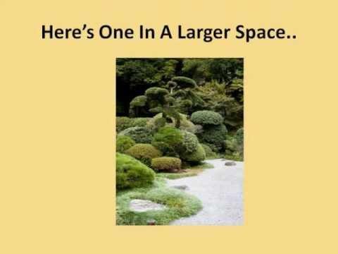 Zen garden landscaping designs with big rocks