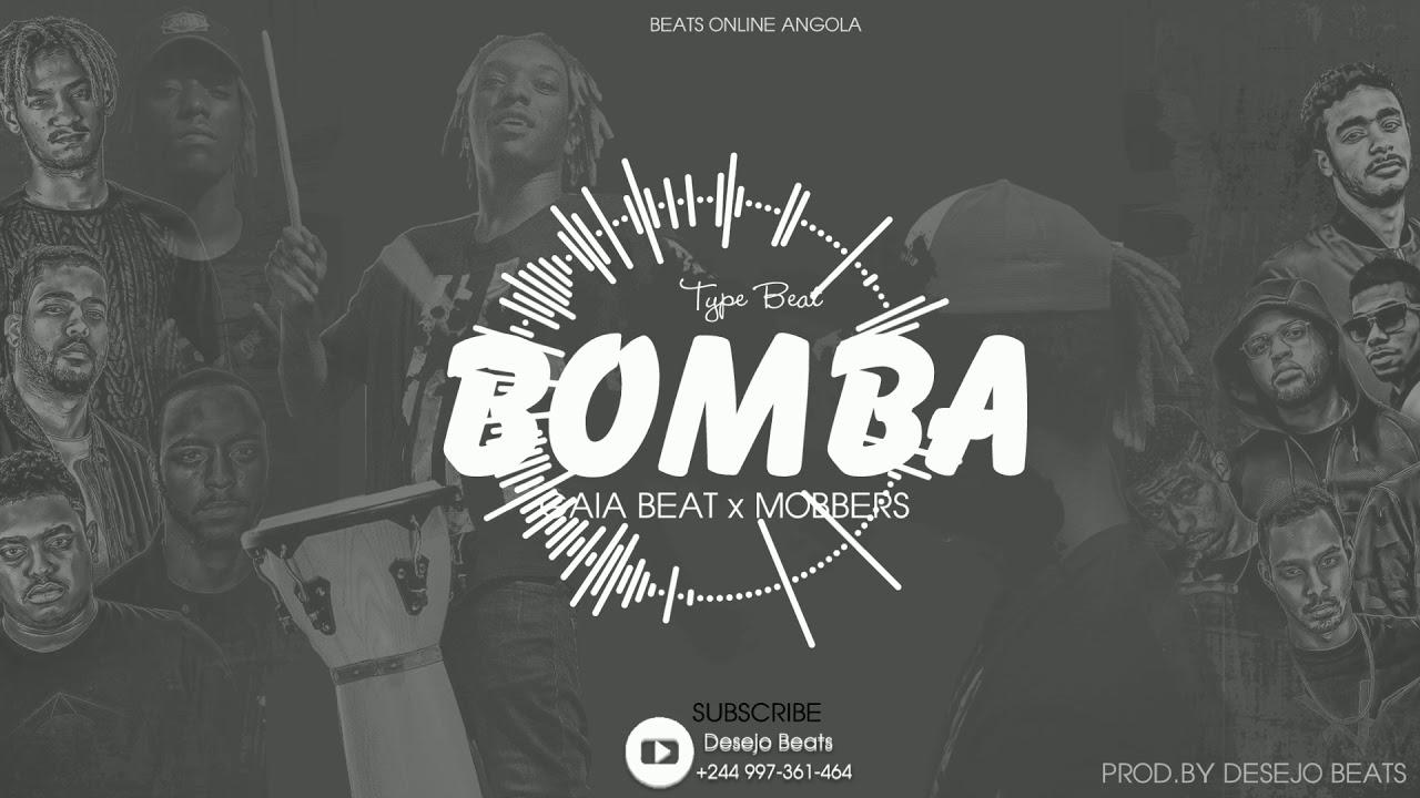 instrumental de rap angolano