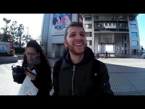 #TOKYOTRIP - Il Fuji Television Building - Giornata intera a ODAIBA!