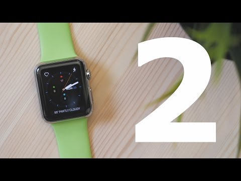 Apple Watch 2 - What to Expect