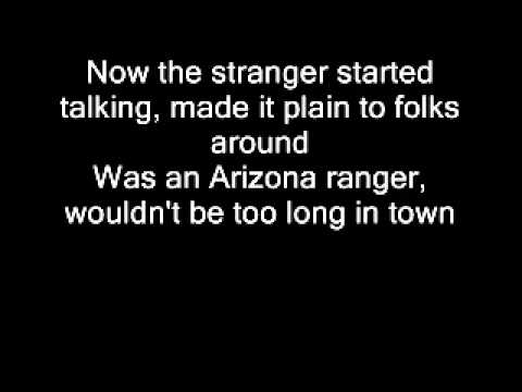 Fallout New Vegas Big Iron lyrics