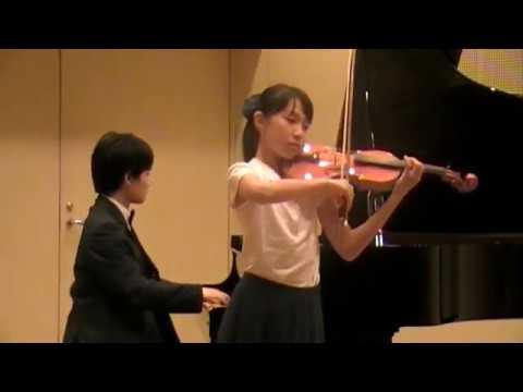 ドヴォルザーク: ヴァイオリン協奏曲イ短調 op.53 第一楽章  Dvorak- Violin Concerto In A Minor, Op. 53  1st movement