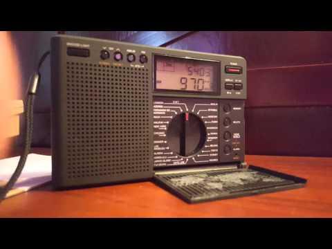 Radio Universal 970 AM Montevideo, Uruguay
