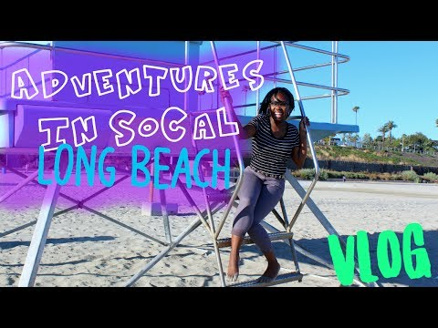 Adventures in Long Beach | Breanna Macon