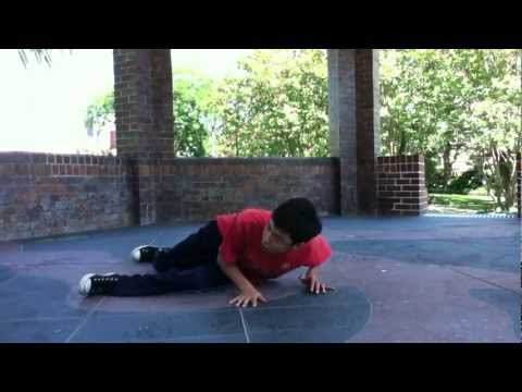 Breakdance: How To BACKSPIN For Beginners