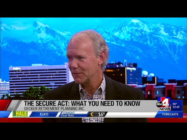 The Secure Act - What you need to know