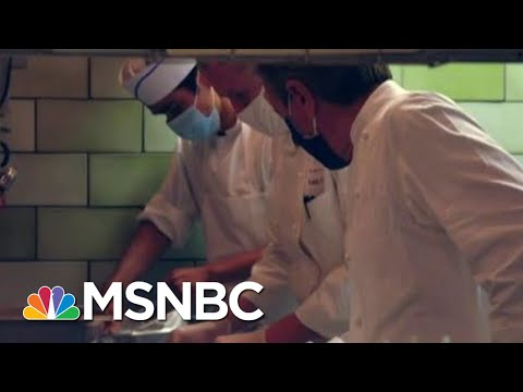 NYC Restaurants Struggle To Stay Afloat During Pandemic   Morning Joe   MSNBC