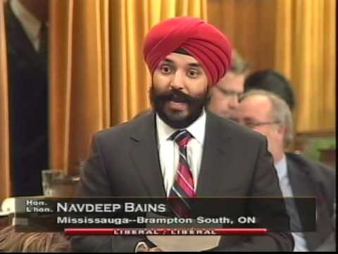 Navdeep singh bains speaks about the attacks in mumbai for Navdeep singh bains