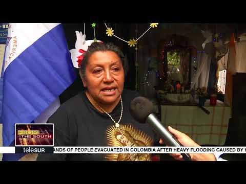 Nicaragua Hopes For Peace