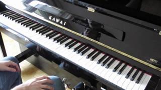 Big Bang Theory Theme (Piano Arrangement)