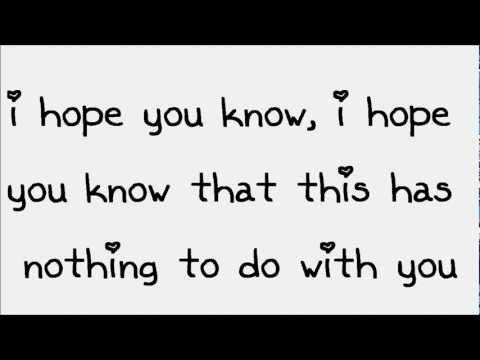 Glee - Big Girls Don't Cry (Lyrics) HD
