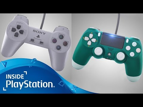 Die Geschichte des DualShock Controllers