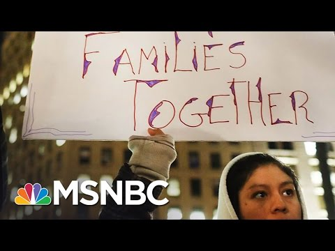 A Look Inside Immigration Crackdown In Trump Era (Exclusive)   MSNBC
