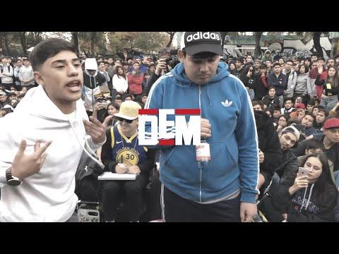 KMCVS ELBARTO VS FESIM VS BIG JR - REPESCA 1 - DEM IV - 2019 -