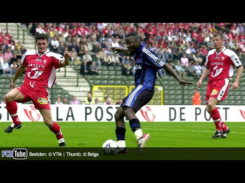 2001-2002 - Beker Van België - 06. Finale - Club Brugge - Excelsior Mouscron 3-1