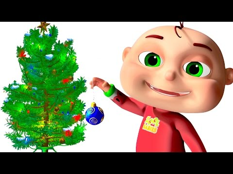 Five Little Babies On A Christmas Eve | Five Little Babies Collection | Christmas Songs For Kids