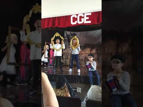 La Bohème- Coconut Grove Elementary School 2nd G