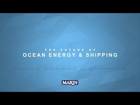 MARIN - Future of ocean energy and shipping - Short